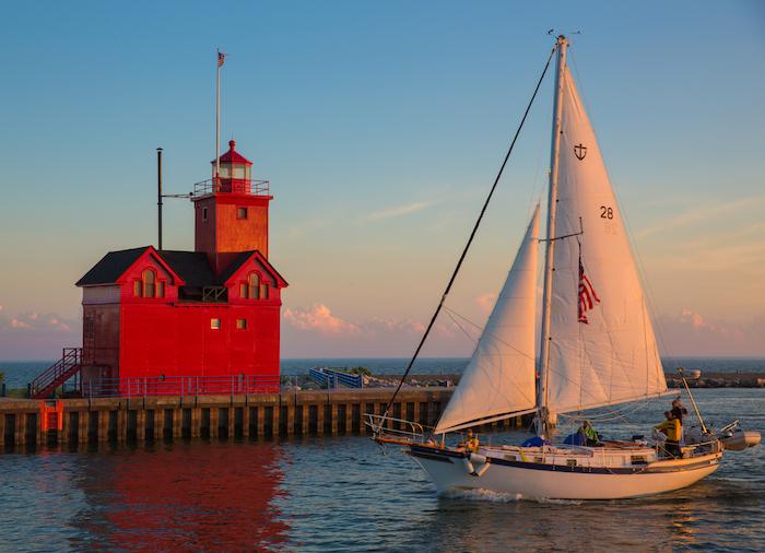 Beautiful Lighthouses in Michigan Worth a Visit   Michigan