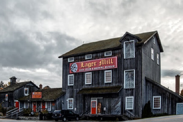 Lager Mill Beer Store & Brewing Museum