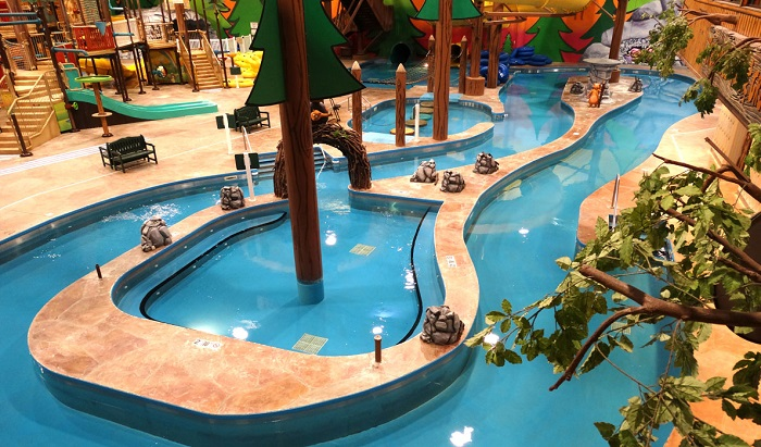 11 Incredible Indoor Water Parks In Michigan Michigan