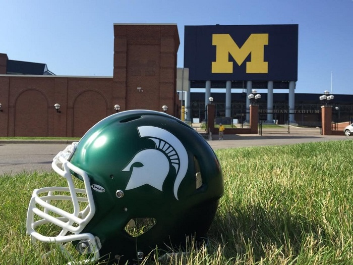 Michigan State University at The Big House