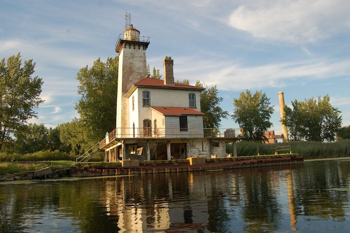 Saginaw River Range Lighthouse