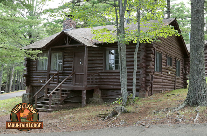 Keweenaw Mountain Lodge Cabin