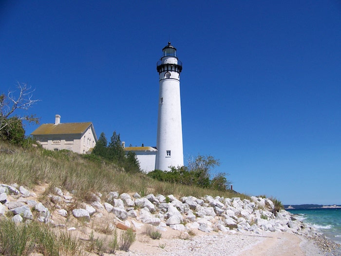 South Manitou Island Light House