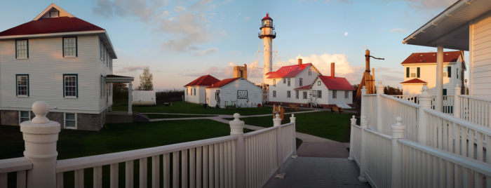 Whitefish Point Light Station Paradise