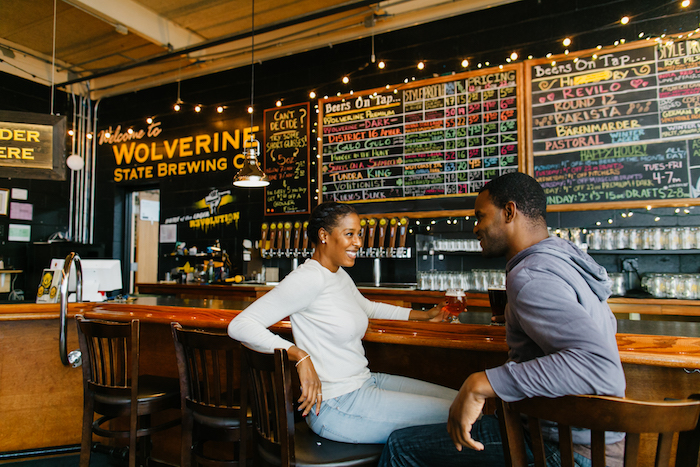 Wolverine Brewing Co.