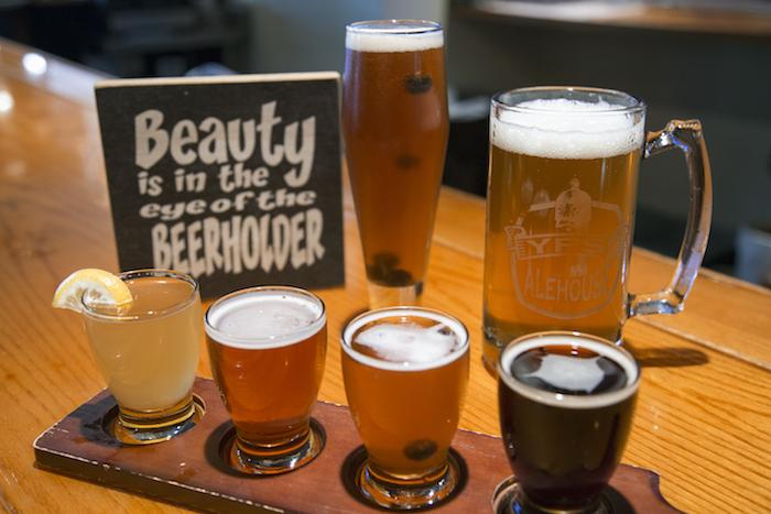 Ypsi Alehouse Beers
