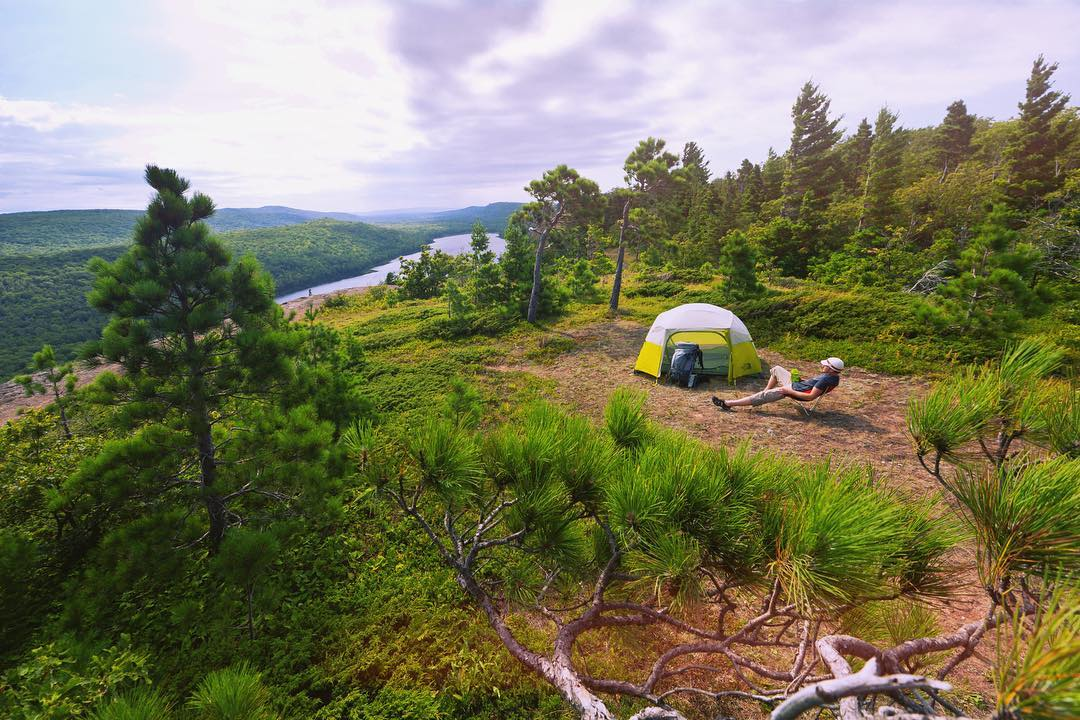 10 of the Most Beautiful Campgrounds in Michigan | Michigan