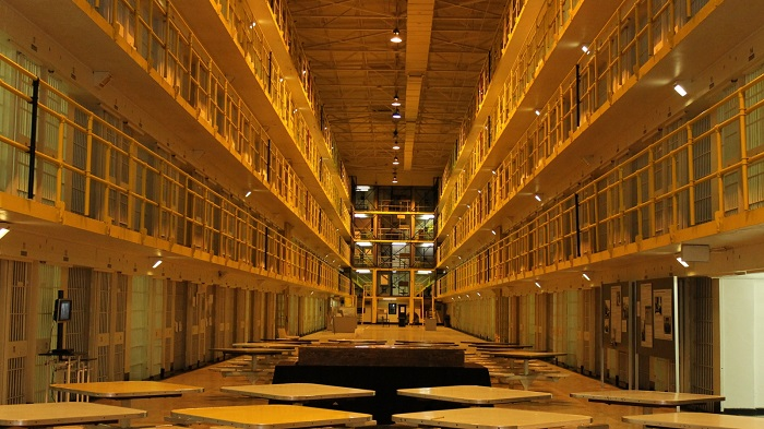Cell Block 7 at State Prison of Southern Michigan