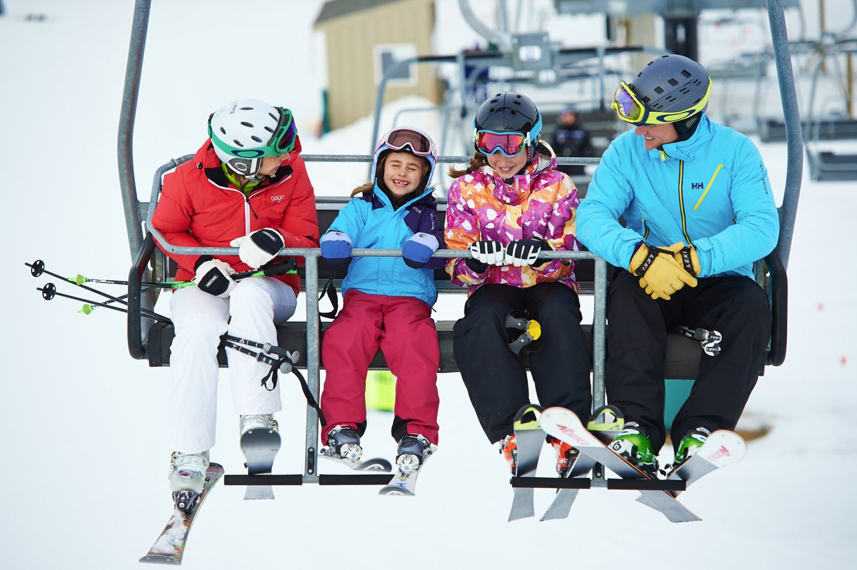 Cold is Cool Learn to Ski Program