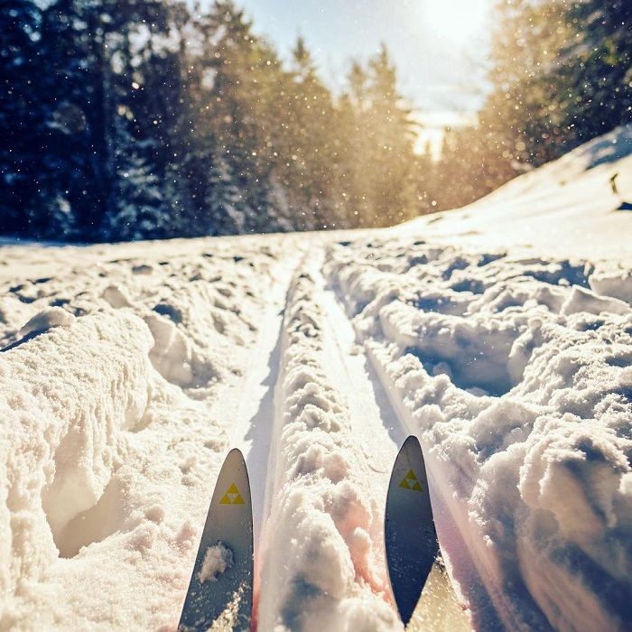 Cross Country Ski Sale Akers Ski Com >> Top Notch Trails For Cross Country Skiing In Pure Michigan Michigan