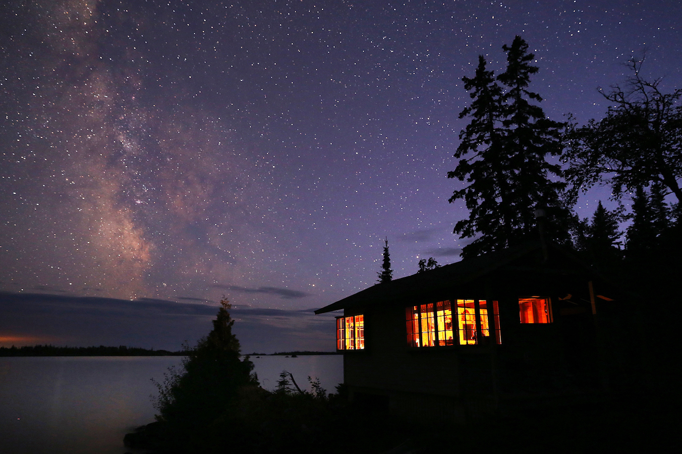 The Most Stellar Places for Stargazing in Michigan   Michigan