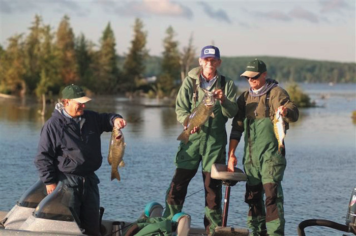 Why smallmouth bass fishing is perfect in traverse city for Traverse city fishing charters