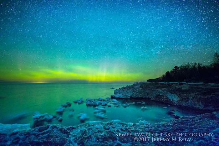 Magical Destinations to Chase the Northern Lights in Pure Michigan