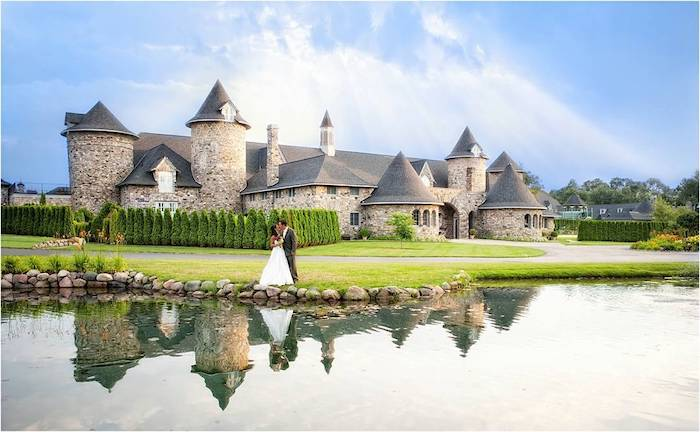 Wedding at Castle Farms in Charlevoix