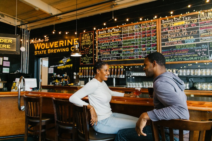 Wolverine State Brewing Company Tap Room
