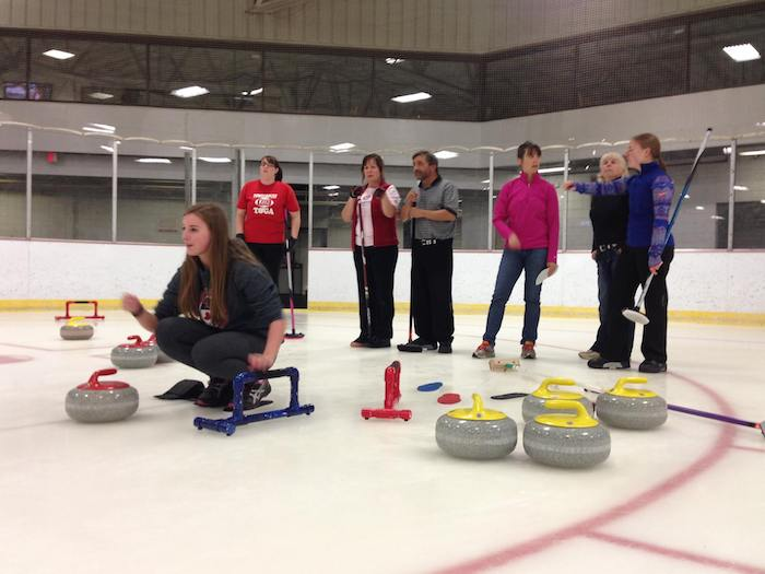 Learn to curl at Kalamazoo Curling Club