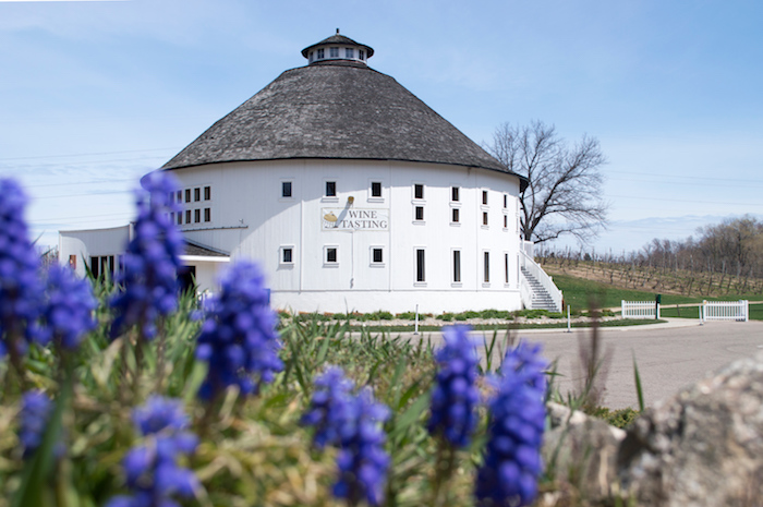 Round Barn Winery by Joshua Nowicki